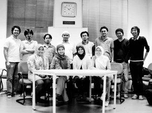 BBAQ-ers, teman-teman belajar baca Al Qur'an