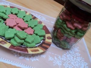 tadaaaa ! vanila almond cookies ;-)