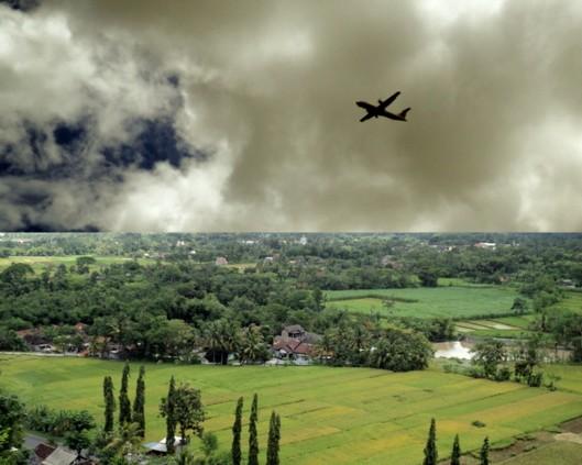 langit dan bumi Yogyakarta