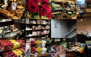 Interior Yaoichi groceries store