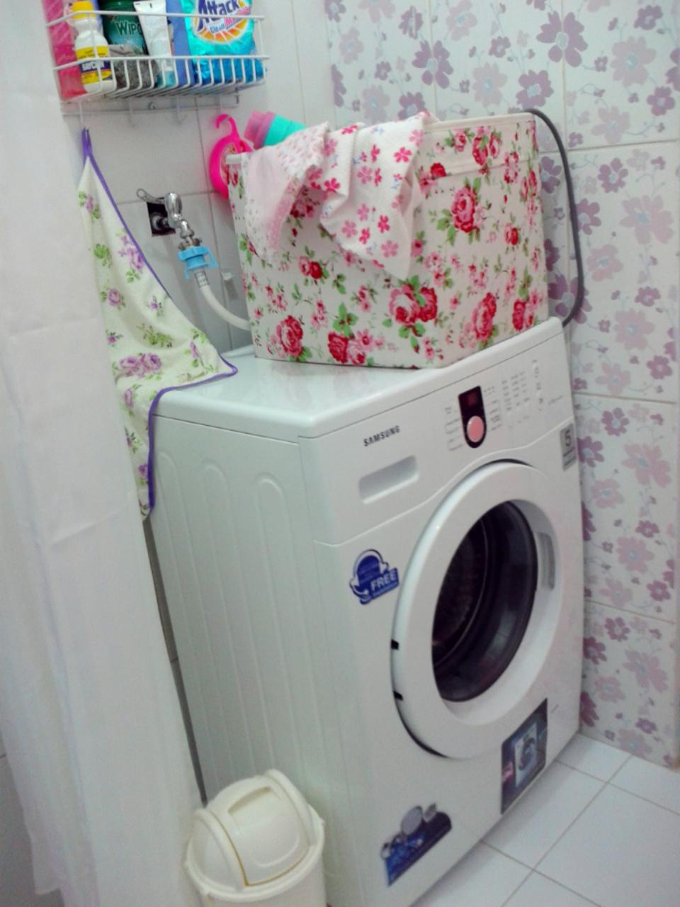 diy bathroom make over | dearyhoesin